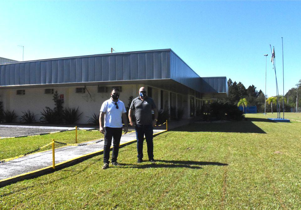 Empresa têxtil chega ao município de Nova Hartz, RS, e garante mais 70 vagas diretas de emprego